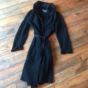 Jessica Holbrook Large wool pea coat 🧥